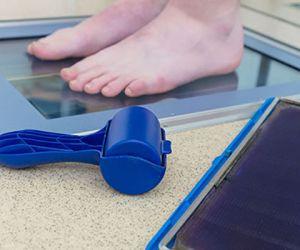 Fußdruckanalyse